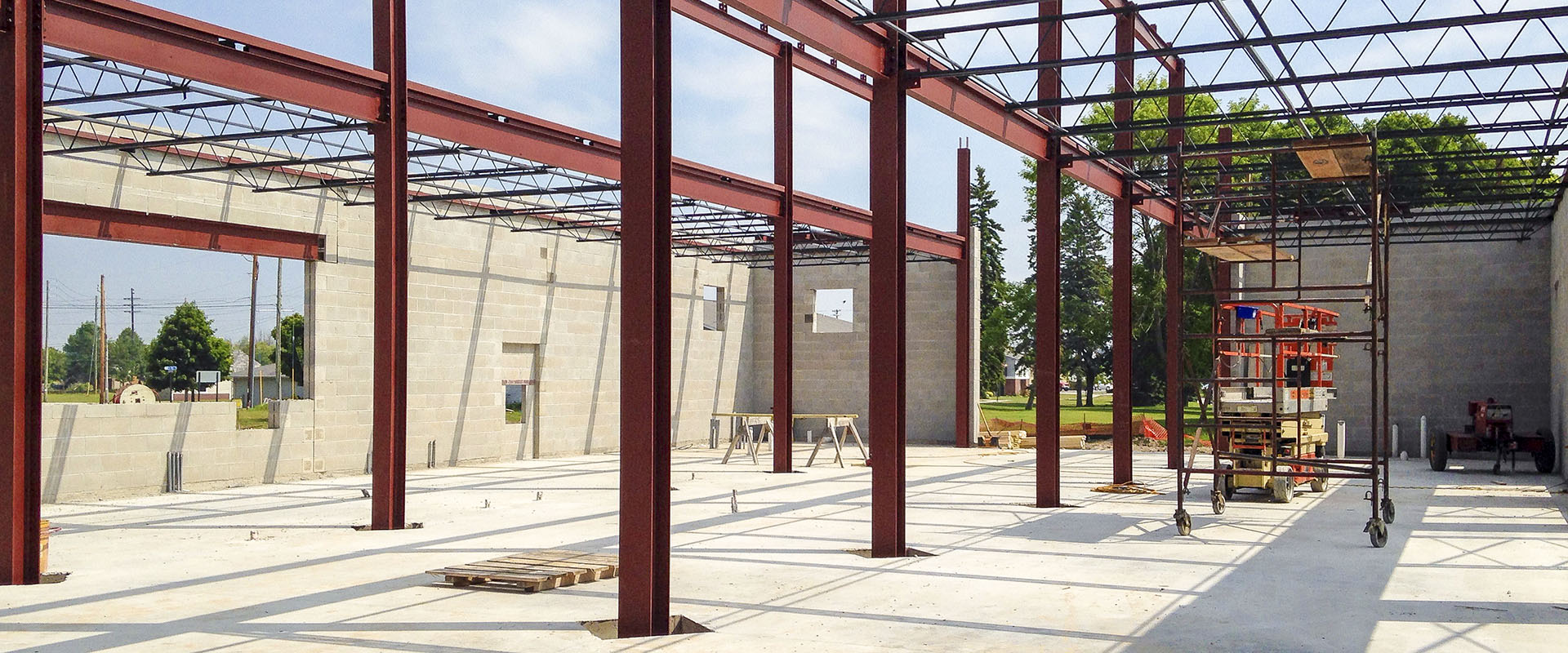 Pre-Engineered Steel Buildings   A.C.E. Building Service   Manitowoc, Wisconsin