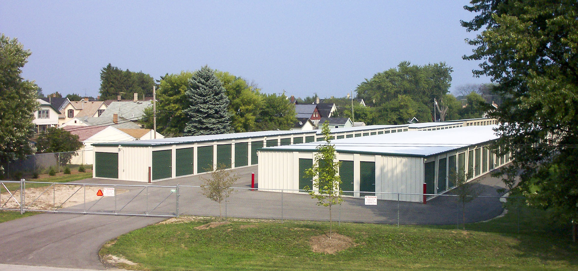 storage facilities design build