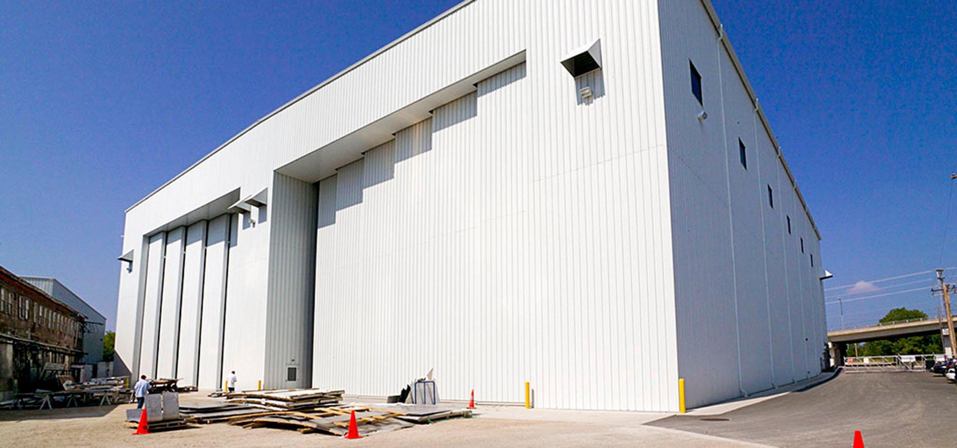 Burger Boat Company | Manitowoc, Wisconsin | A.C.E. Building Service