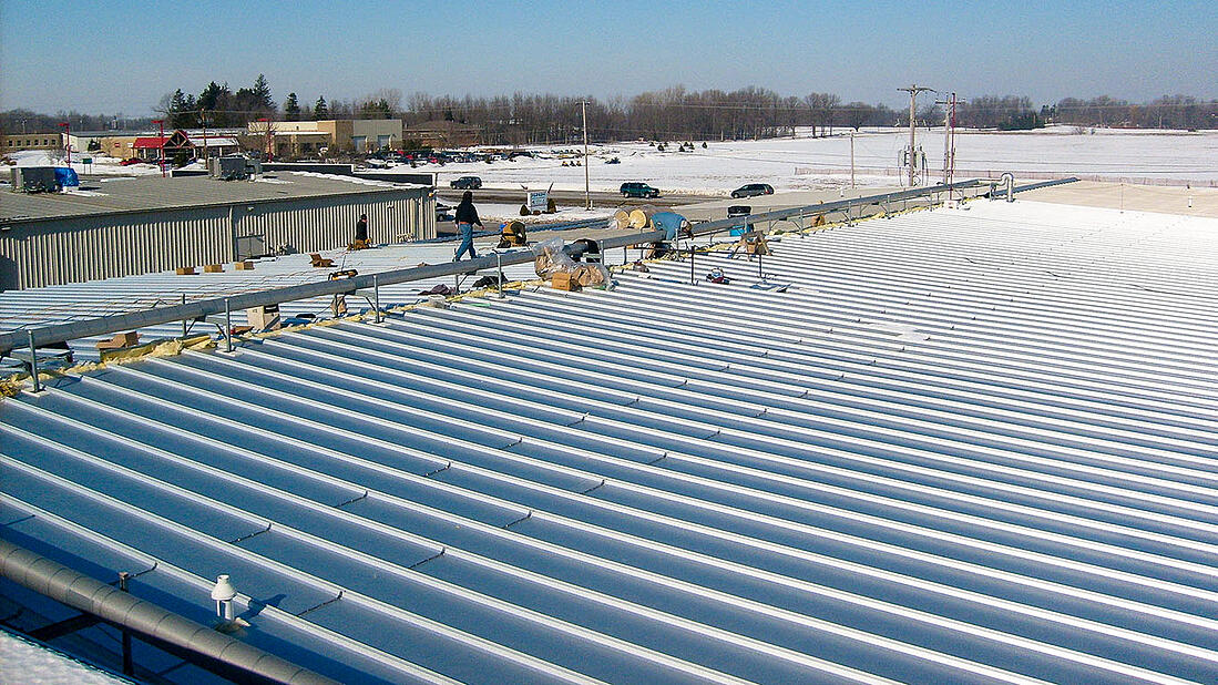 MR-24 Roof System from Butler Manufacturing