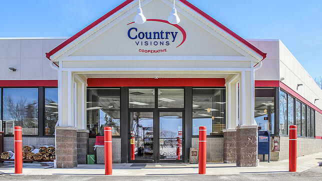 Country Visions Convenience Store Reedsville Wisconsin