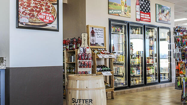 Country Visions Convenience Store Reedsville