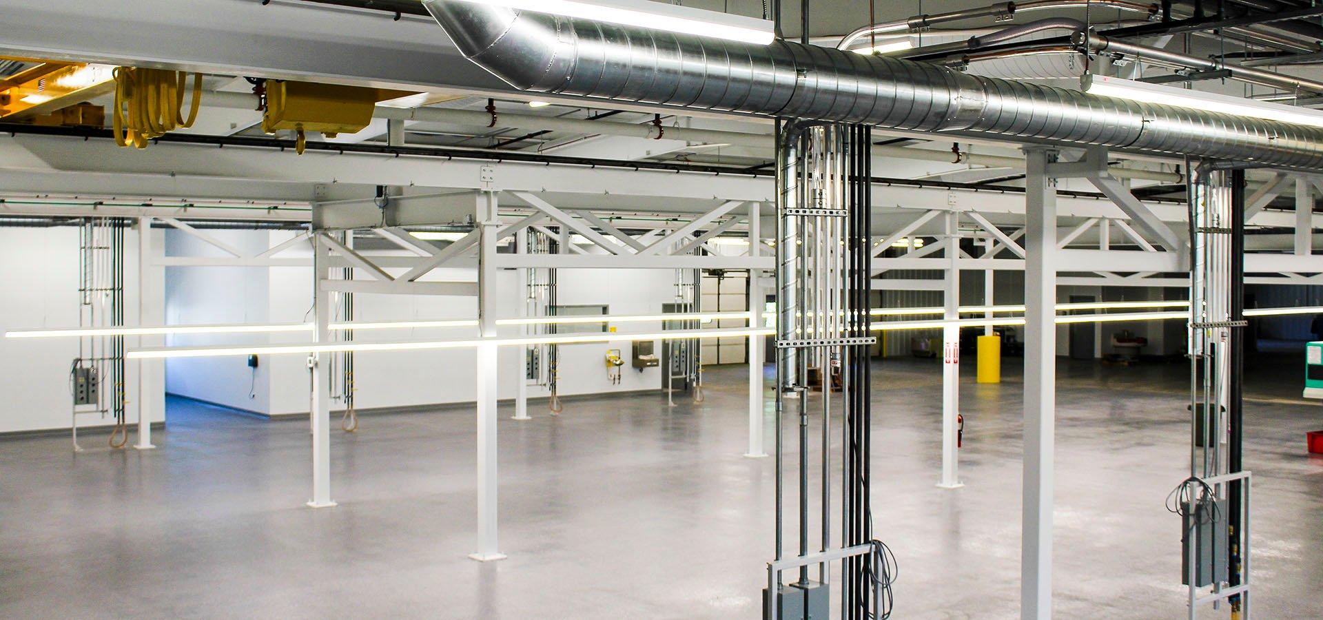 Ironwood plastics Inc. | Two Rivers, Wisconsin | A.C.E. Building Service