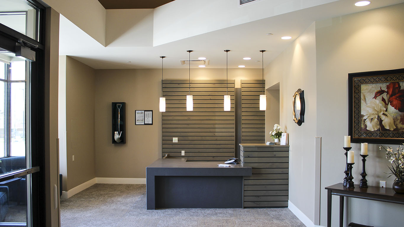 Shady Lane Assisted Living Lobby | A.C.E. Building Service