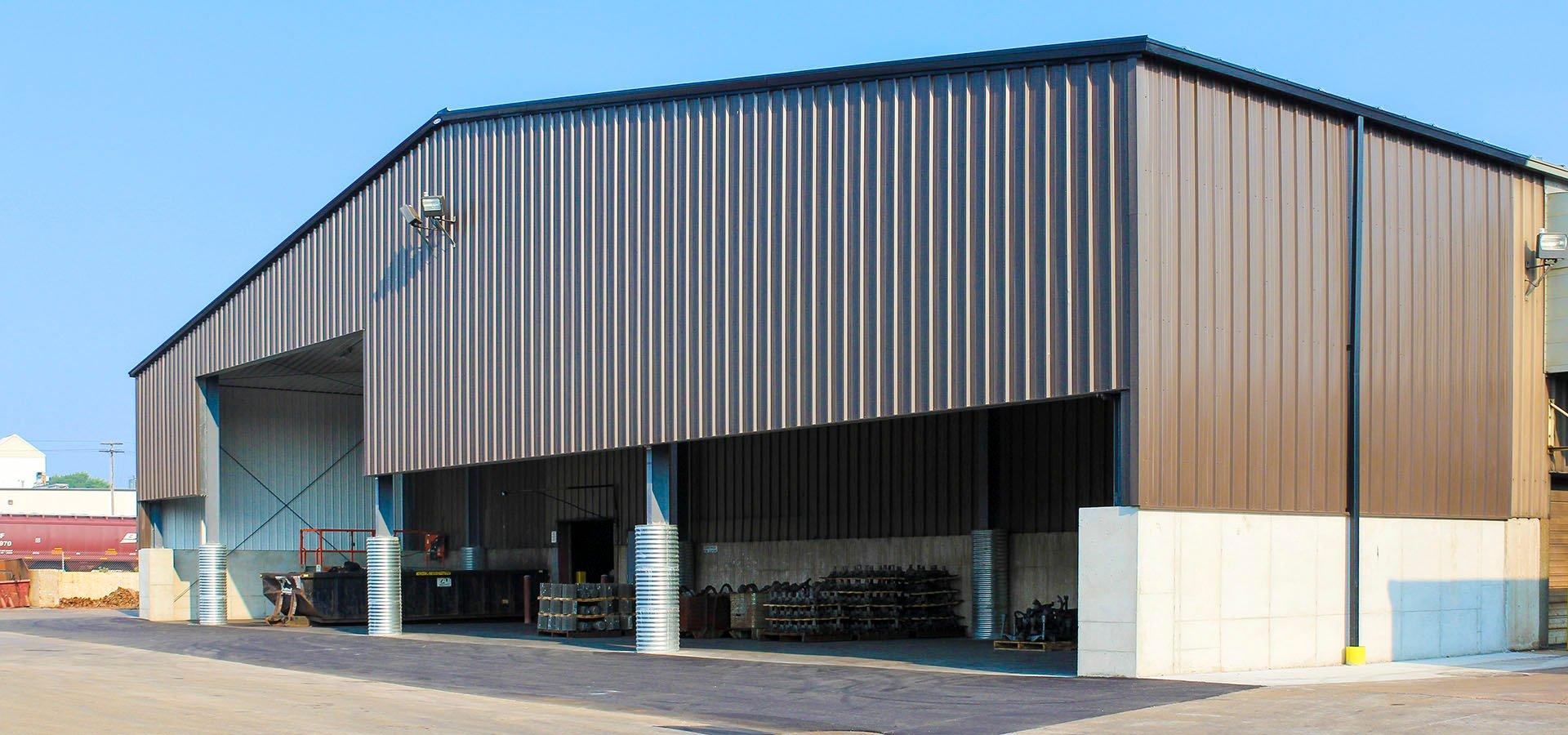 Manitowoc Grey Iron Foundry | Manitowoc, Wisconsin | A.C.E. Building Service