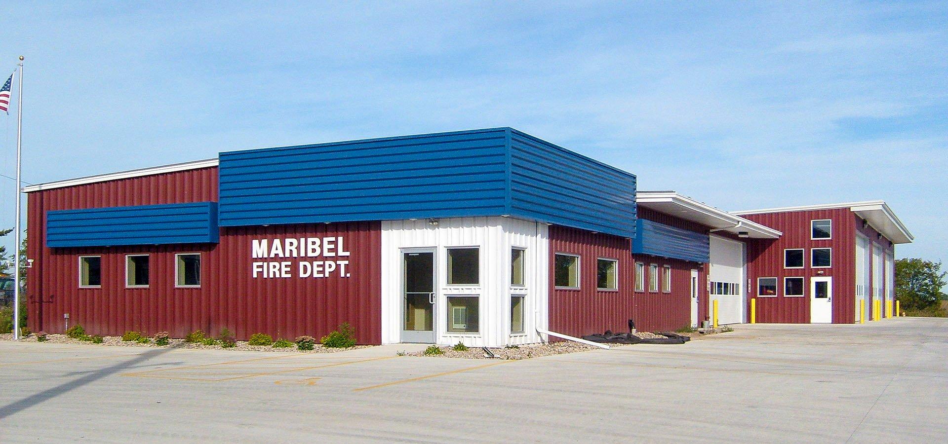 Maribel Fire Department   A.C.E. Building Service