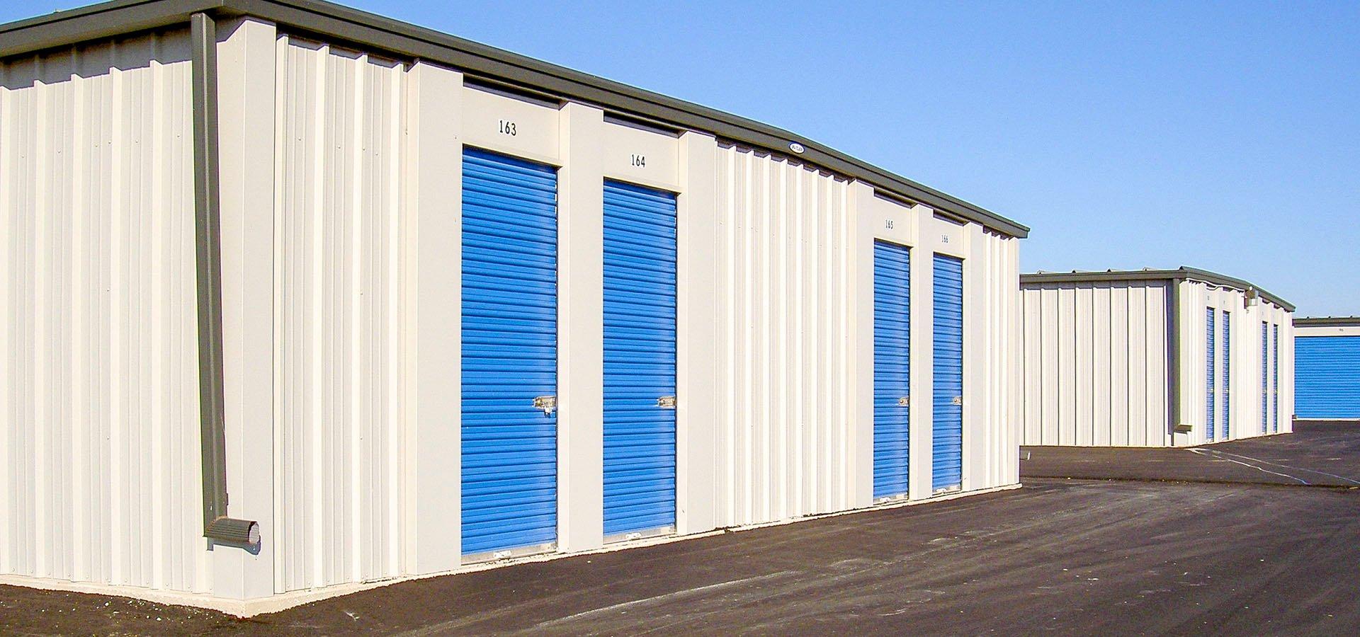 mini storage facility