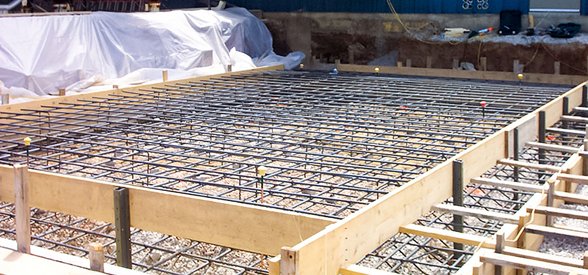 structural concrete footings