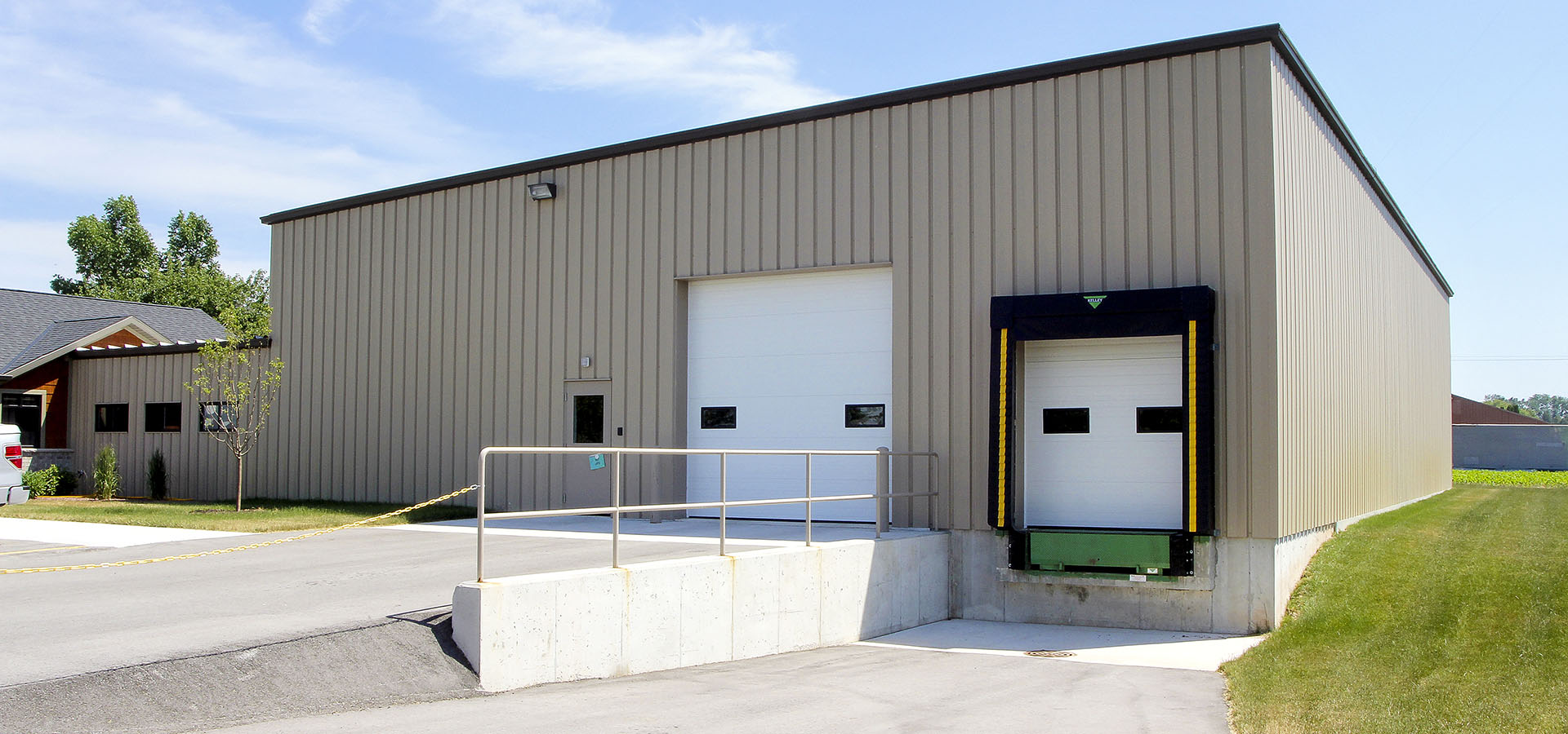 manufacturing addition and renovation