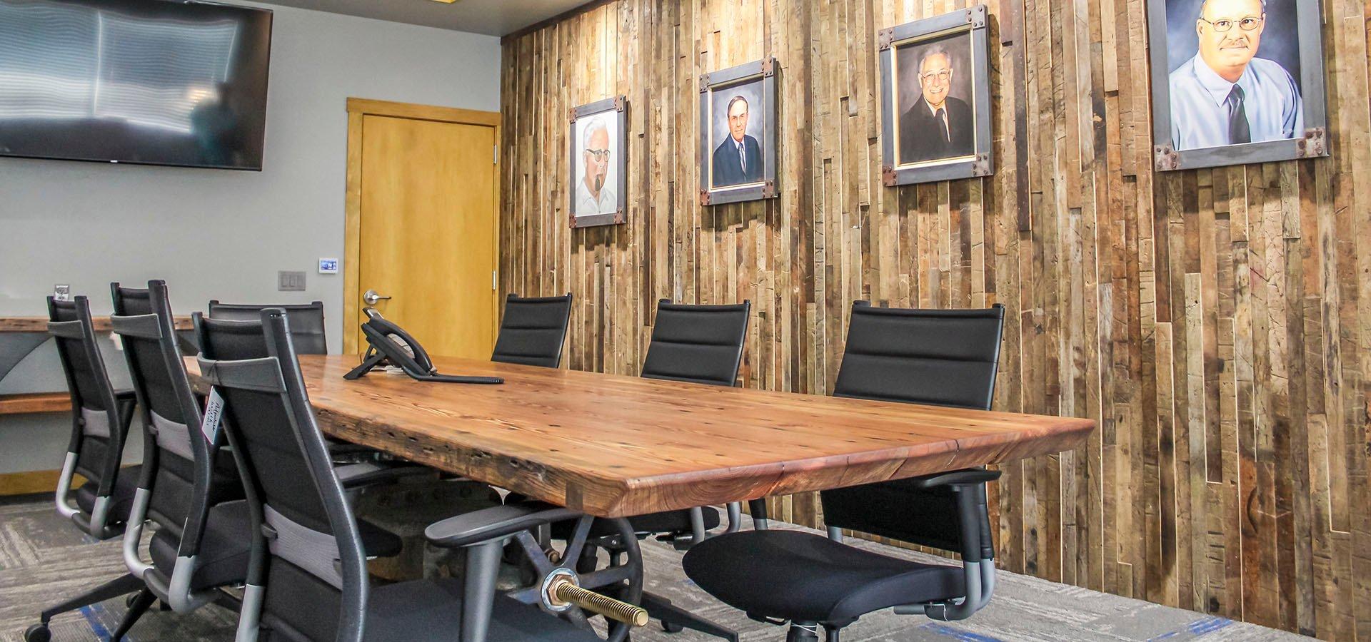 Schaus Mechanical Office Renovation | ACE Building Service