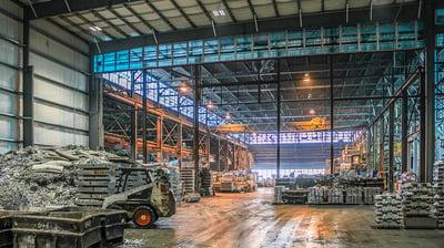 Skana Aluminum | Manitowoc, Wisconsin | ACE Building Service