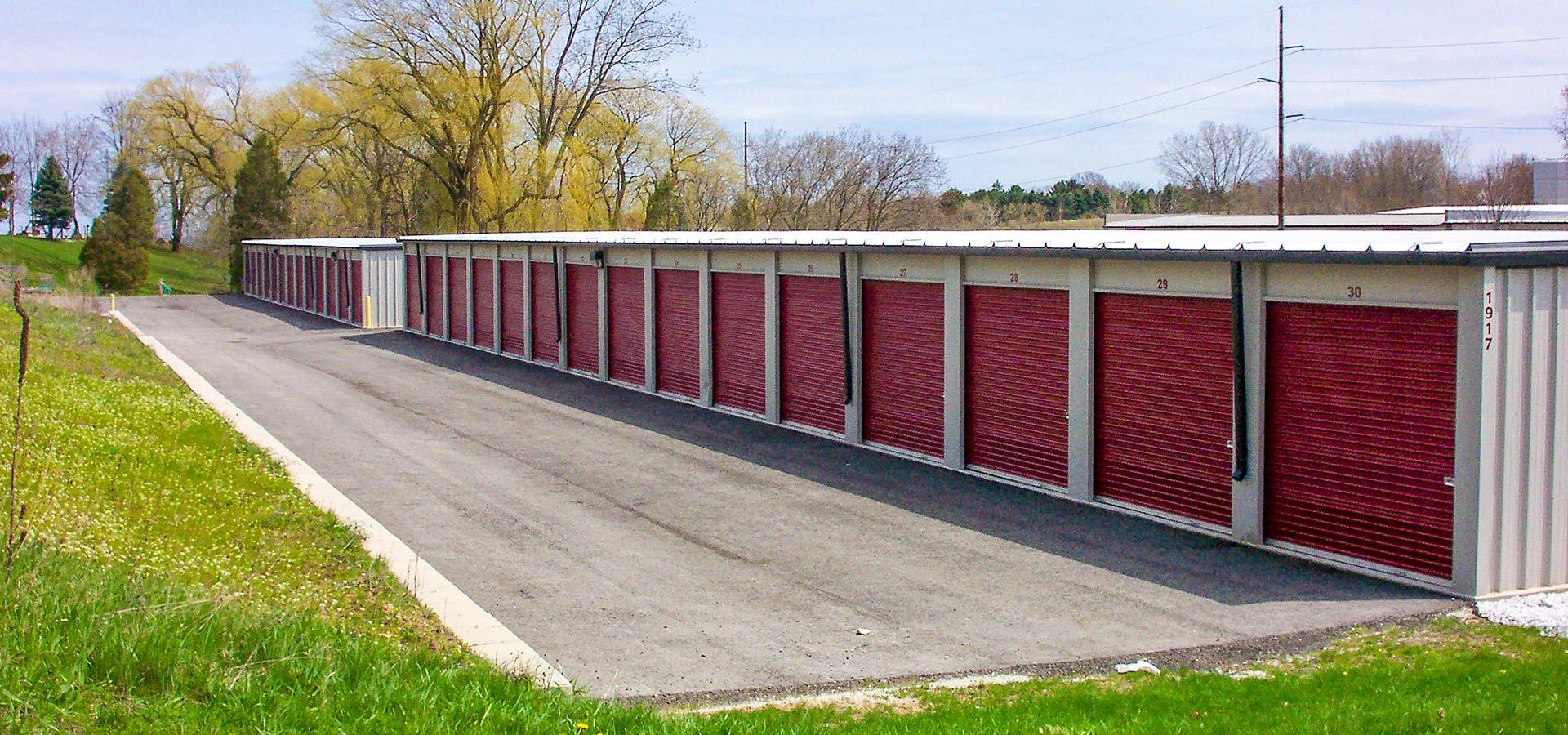 storage unit design build