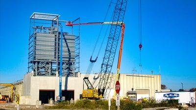 Spancrete Precast Concrete   Valders, Wisconsin   ACE Building Service