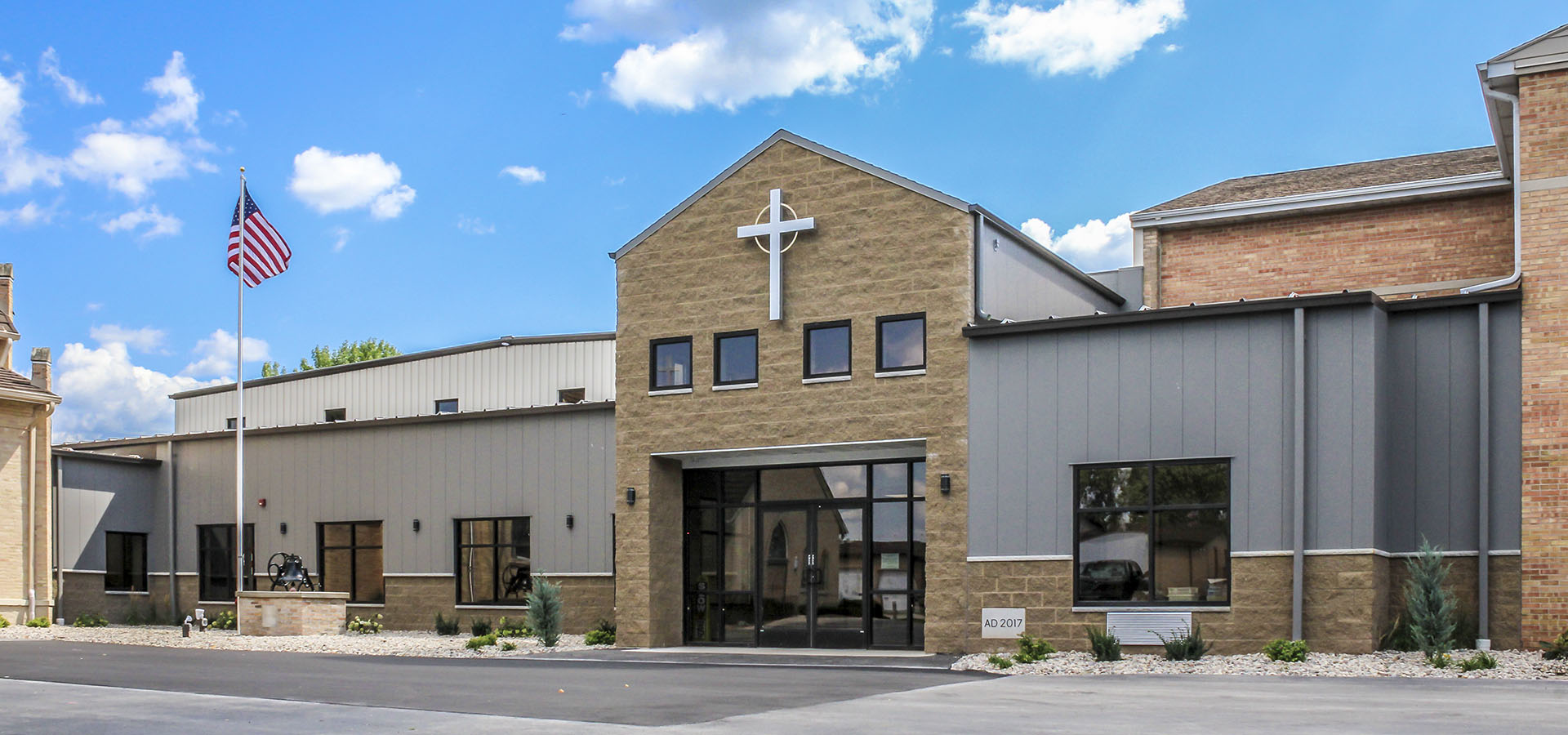 St John's-St James Addition   ACE Building Service