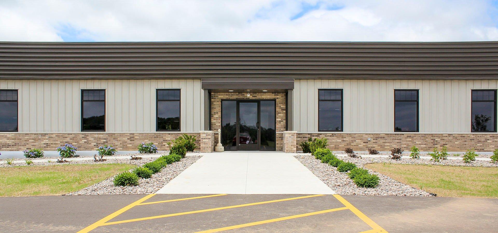 Stecker Machine Company | Manitowoc, Wisconsin | A.C.E. Building Service