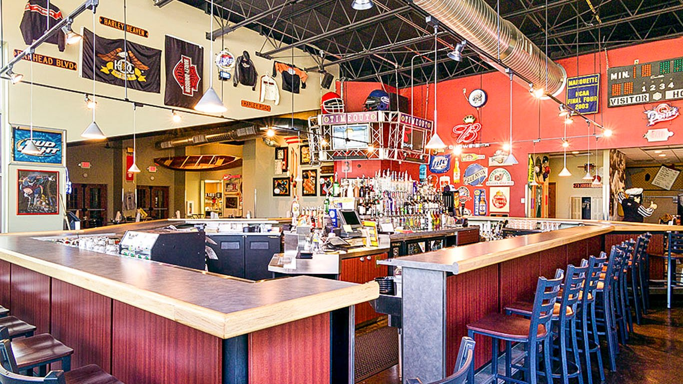 Time Out Sports Bar & Grill | Manitowoc, Wisconsin | ACE Building Service