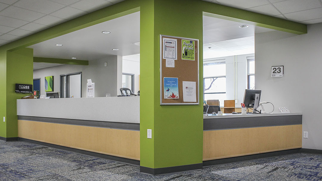 University of Wisconsin - Manitowoc | ACE Building Service