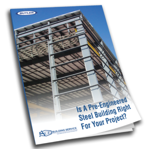 eBook: Is a pre-engineered steel building right for your project?