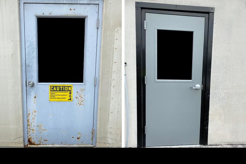 Door Replacement: 4 Cost-Saving Benefits for Commercial Buildings