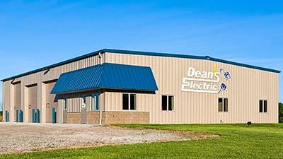Deans Electric | A.C.E. Building Service
