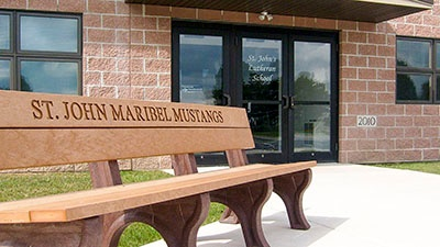 St. John Evangelical Lutheran Church and School | Maribel, Wisconsin | A.C.E. Building Service