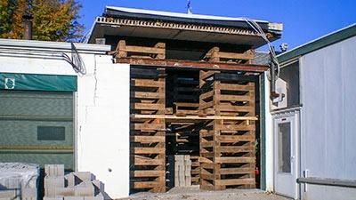 Pine River Dairy Roof Modifications | A.C.E. Building Service