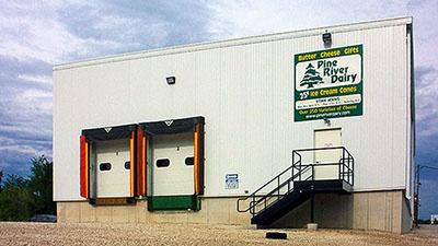 Pine River Dairy Inc.   Manitowoc, Wisconsin   A.C.E. Building Service   design-build   A.C.E. Building Service