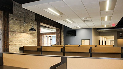 Forefront Dermatology | Office Renovation | A.C.E. Building Service