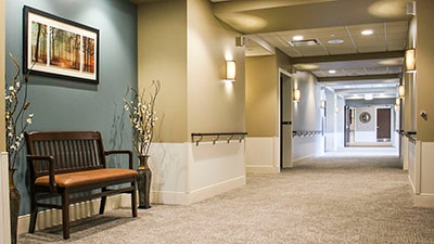 Laurel Grove Assisted Living | A.C.E. Building Service