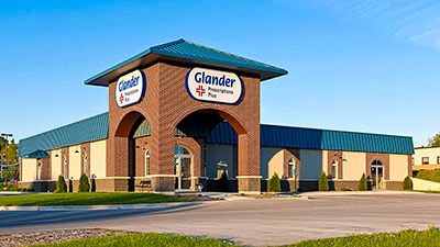 Glander Prescriptions Plus | A.C.E. Building Service