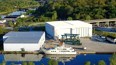 Maintenance Services   Burger Boat   A.C.E. Building Service
