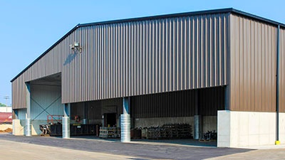 Manitowoc Grey Iron Foundry | A.C.E. Building Service