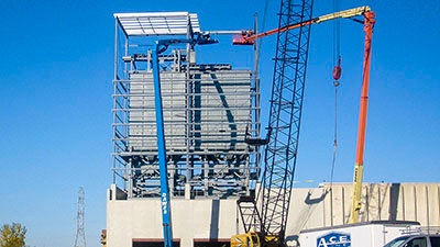 Spancrete Precast Concrete | A.C.E. Building Service