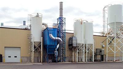 Wisconsin Aluminum Foundry | Plant Expansion | A.C.E. Building Service