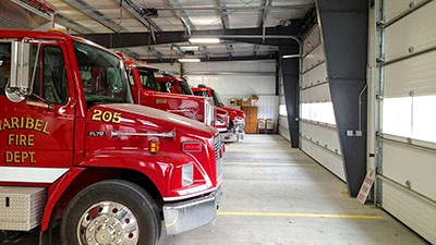 Maribel Fire Department | Maribel, Wisconsin | A.C.E. Building Service