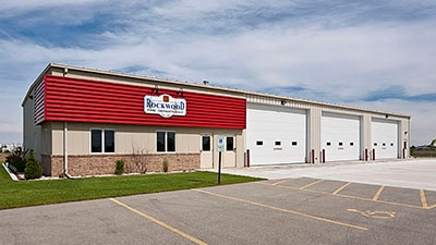 Rockwood Fire Department | Rockwood, Wisconsin | A.C.E. Building Service