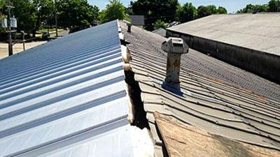 City Centre Re-Roof | A.C.E. Building Service