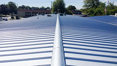 Holiday House Re-Roof | A.C.E. Building Service