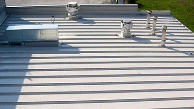 Newton Meats Re-Roof | A.C.E. Building Service