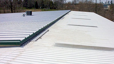 Cawley Company Re-roof   A.C.E. Building Service