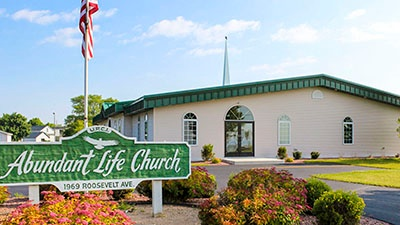 Abundant Life Church | Two Rivers, Wisconsin | A.C.E. Building Service