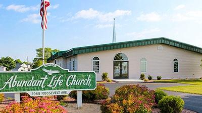 Abundant Life Church | Two Rivers, Wisconsin | A.C.E. Building Service