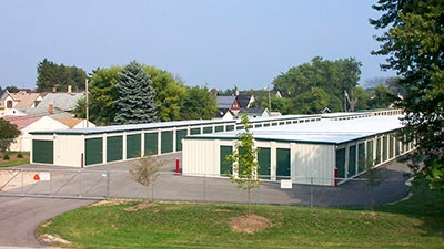 Acorn Mini Storage, LLC   Sheboygan, Wisconsin   A.C.E. Building Service