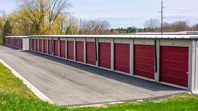 Southside Storage, LLC Manitowoc, Wisconsin | A.C.E. Building Service