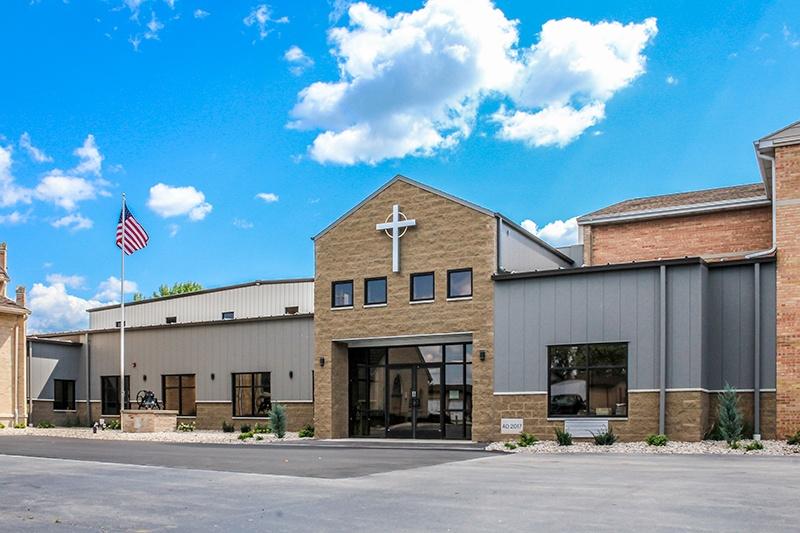 St. John-St. James Evangelical Lutheran School | Reedsville, Wisconsin | A.C.E. Building Service