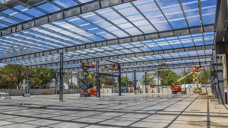 Skana Aluminum | ACE Building Service
