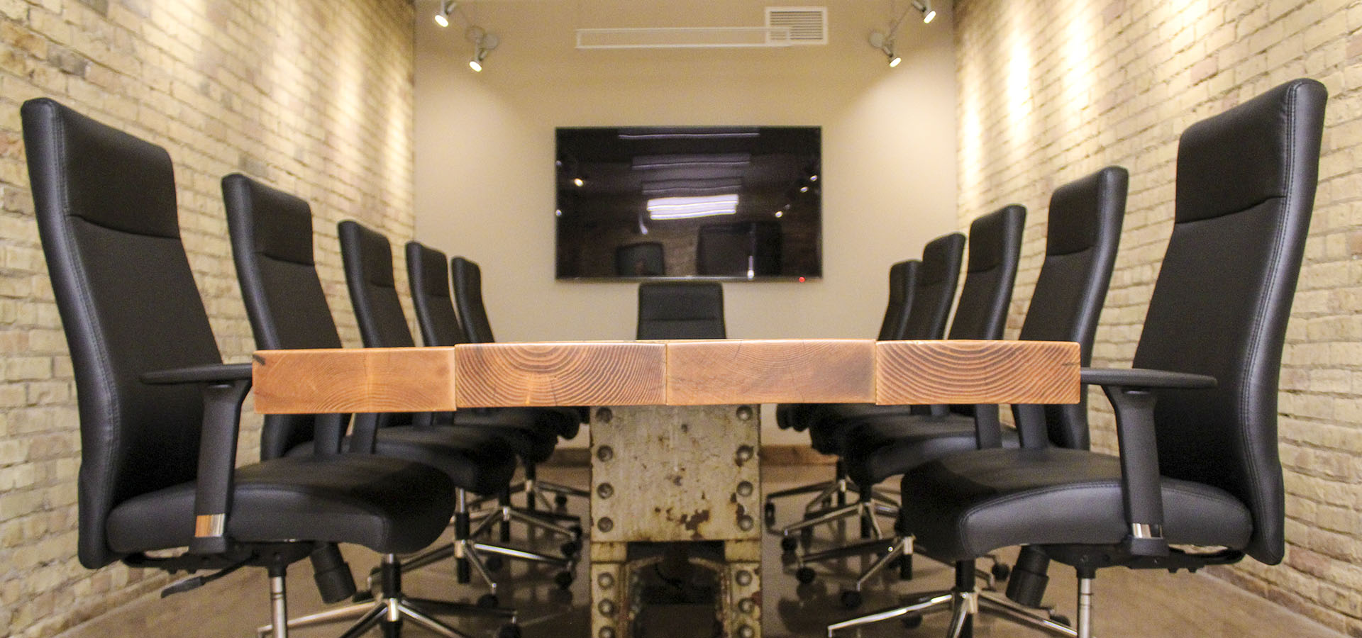 Wisconsin Aluminum Foundry conference room | A.C.E. Building Service