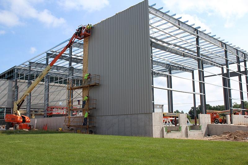 Skana Aluminum Butler building system